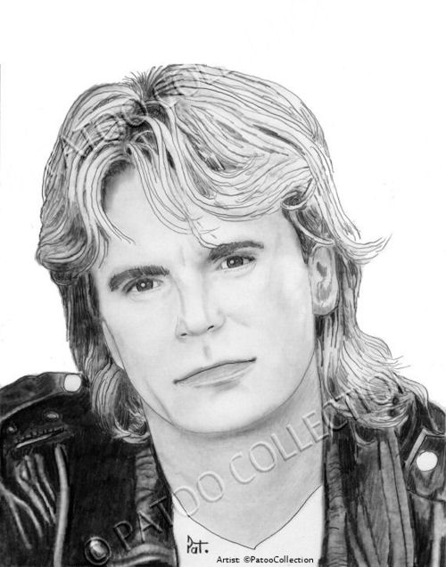 Richard Dean Anderson by dedrika